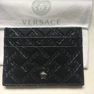 Versace Card Holder